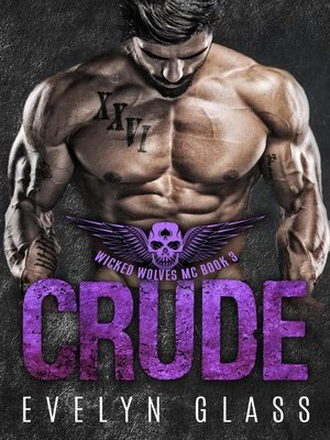 cover image of Crude (Book 3)