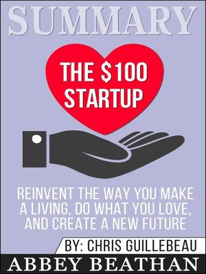 cover image of Summary of the $100 Startup