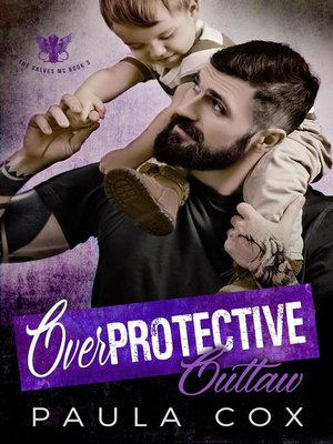 cover image of Overprotective Outlaw