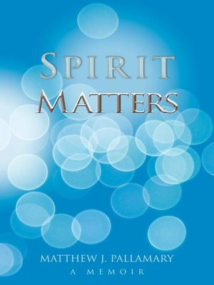 cover image of Spirit Matters