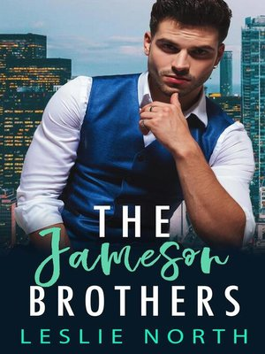 cover image of The Jameson Brothers
