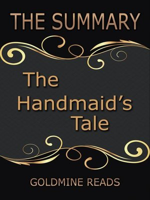 cover image of The Summary of the Handmaid's Tale