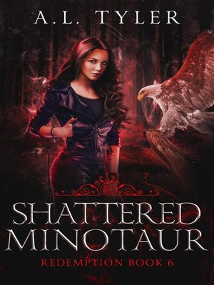 cover image of Shattered Minotaur
