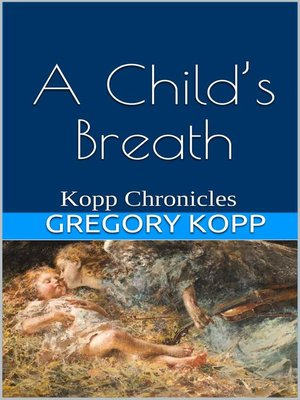 cover image of A Child's Breath