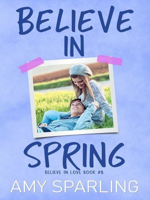 cover image of Believe in Spring