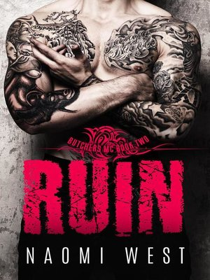 cover image of Ruin (Book 2)