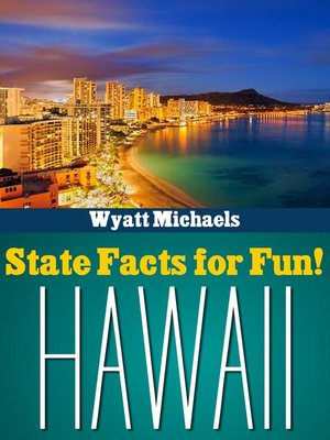 cover image of State Facts for Fun! Hawaii