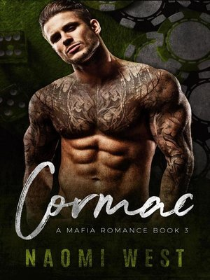 cover image of Cormac (Book 3)