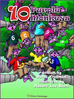 cover image of 10 Purple Monkeys