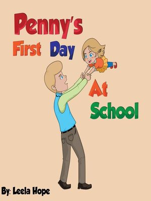 cover image of Penny's First Day At School
