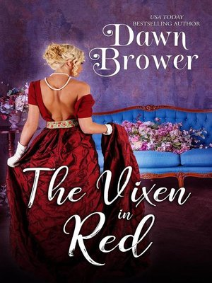 cover image of The Vixen in Red
