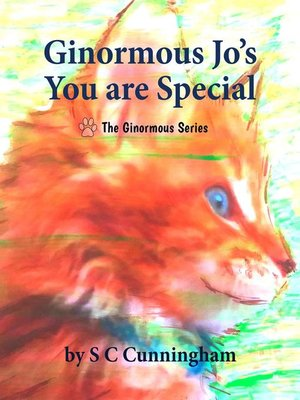 cover image of Ginormous Jo's You Are Special