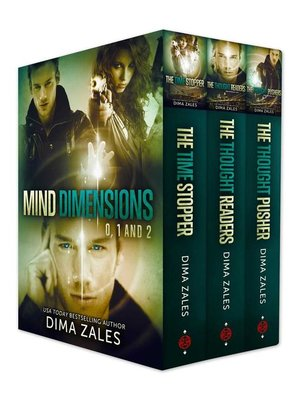 cover image of Mind Dimensions Books 0, 1, & 2