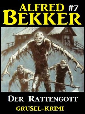 cover image of Alfred Bekker Grusel-Krimi #7