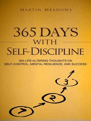 cover image of 365 Days With Self-Discipline