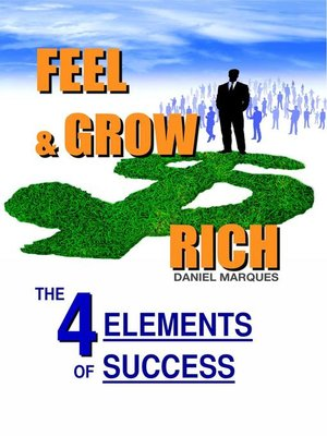cover image of Feel and Grow Rich