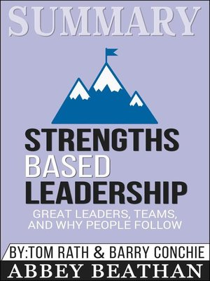 cover image of Summary of Strengths Based Leadership