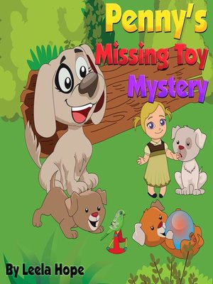 cover image of Penny's Missing Toy Mystery