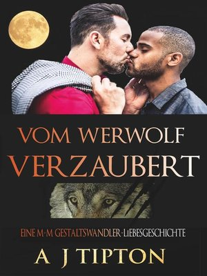 cover image of Vom Werwolf Verzaubert