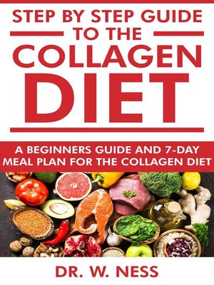 cover image of Step by Step Guide to the Collagen Diet