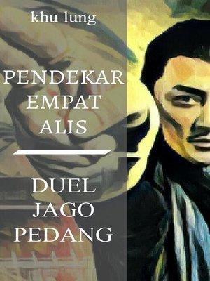 cover image of Pendekar Empat Alis