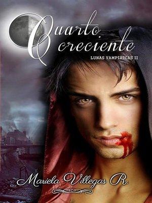 """cover image of """"Cuarto Creciente"""""""