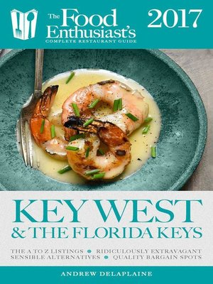 cover image of Key West & the Florida Keys--2017