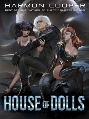 cover image of House of Dolls, #1