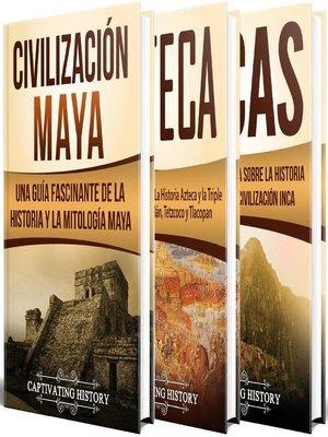 cover image of Antiguas Civilizaciones