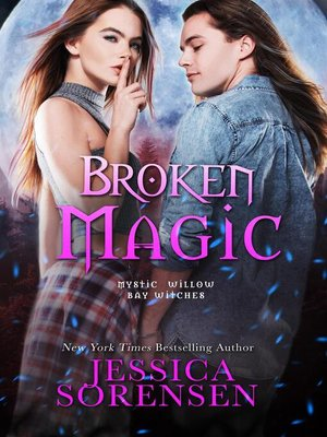 cover image of Broken Magic