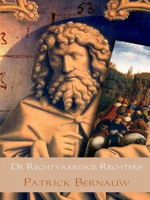 cover image of De Rechtvaardige Rechters