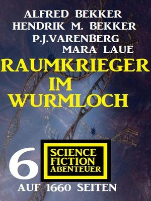 cover image of Raumkrieger im Wurmloch