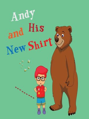 cover image of Andy and His New Shirt