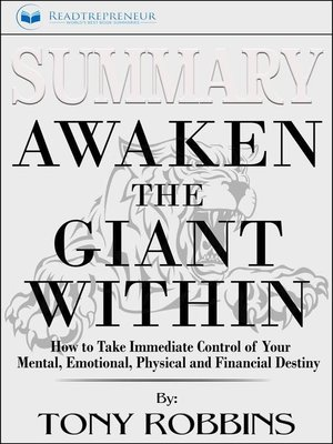 cover image of Summary of Awaken the Giant Within