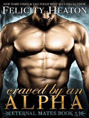 cover image of Craved by an Alpha