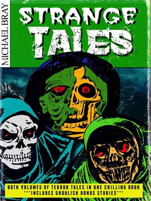 cover image of Strange Tales