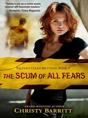 cover image of The Scum of All Fears