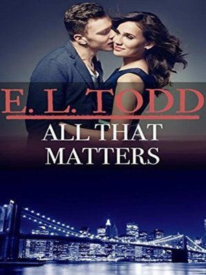 cover image of All That Matters