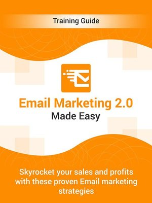 cover image of Email Marketing 2.0 Made Easy