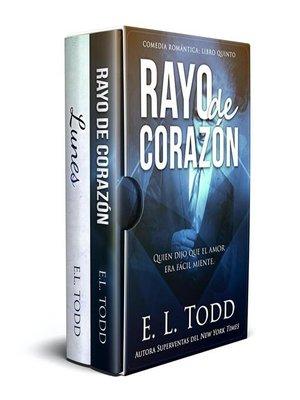 cover image of Rayo de corazón