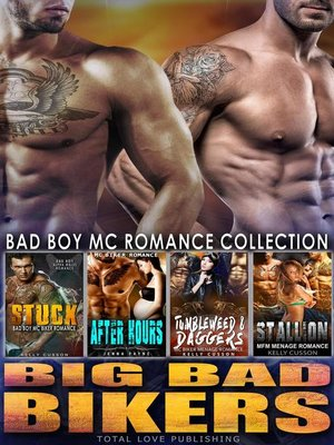 cover image of Big Bad Bikers