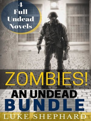 cover image of Zombies! an Undead Bundle