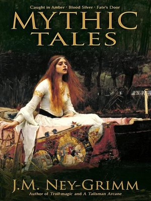 cover image of Mythic Tales (Boxed Set)