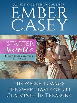 cover image of Ember Casey Starter Bundle