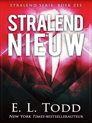 cover image of Stralend nieuw