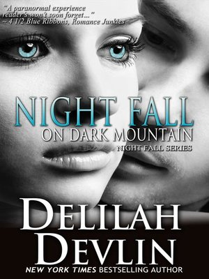 cover image of Night Fall on Dark Mountain