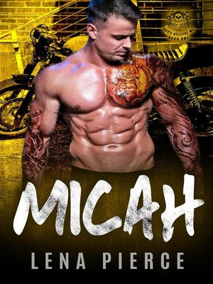 cover image of Micah (Book 1)