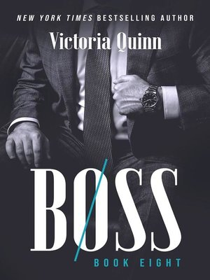 cover image of Boss Book Eight