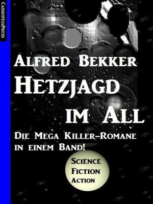 cover image of Die Mega Killer Romane
