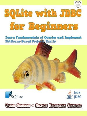 cover image of Sqlite with Jdbc for Beginners